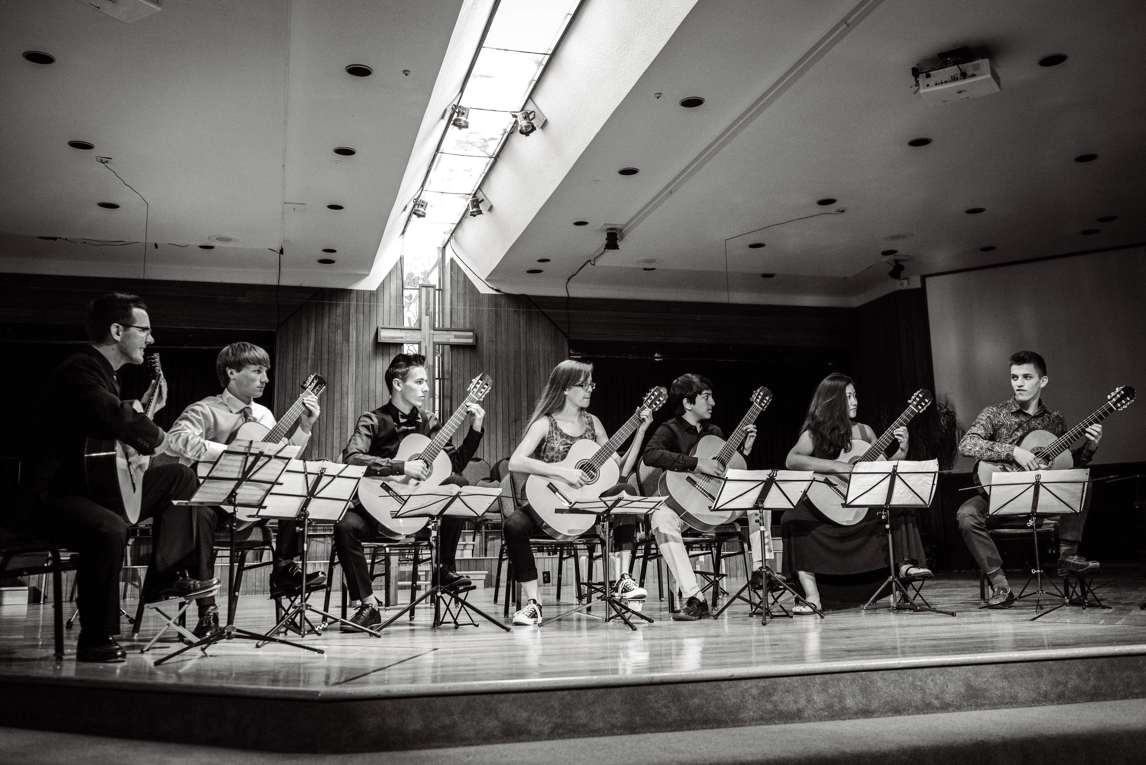 Spring '15 Ensemble